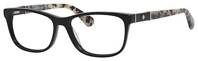 NEW Kate Spade KS Myrna Eyeglasses 0807 Black 100% AUTHENTIC