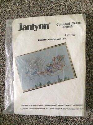 Teresa Wentzler - Magical Nights - Janlynn Counted Cross Stitch Kit - #112-78