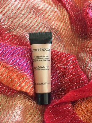 Smashbox Photo Finish Foundation Primer Radiance Travel Sz Ipsy New 0.25 fl oz