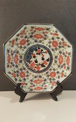 antique Japanese Imari charger plate