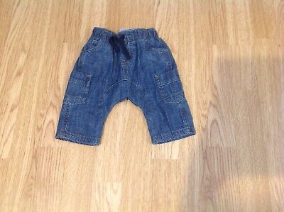Babys boy next Jeans used in good condition size 0-3 moths old