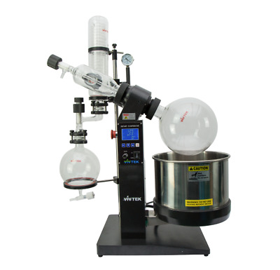 VapStar 1.3G/5L Rotary Evaporator (Motorized Lift and Digital Control)