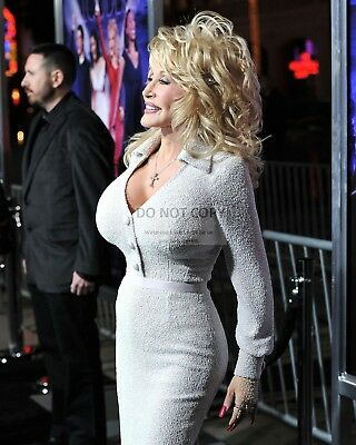 Dolly Parton Country Music Superstar - 8X10 Publicity Photo (Cc509)