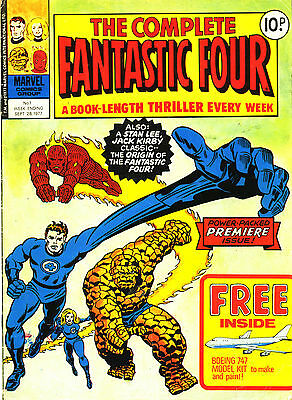 The Complete Fantastic Four Dvd Rom Collection