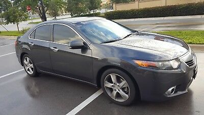 2012 Acura TSX TECH 2012 ACURA TSX TECH - 67K MILES - NO RESERVE - TURBOCHARGED - SUNROOF - LEATHER