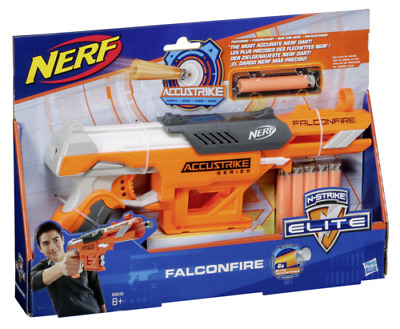 Nerf N-Strike Elite Accustrike Falconfire NEW