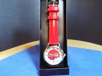 Coca Cola Polar Bear Watch From Avon