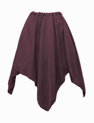 I-D-D Renaissance Peasant Wench Pirate Faire Women 4 Point Over Skirt