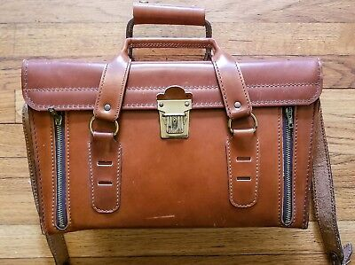 Shop For Cheap Vintage Swiss Made Kern Aarau Brown Leather Binoculars Case Med Homa Cameras & Photo Strap Binocular Cases & Accessories