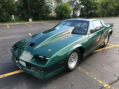 1982 Chevrolet Camaro race 1982 camaro z28 drag race car turn key