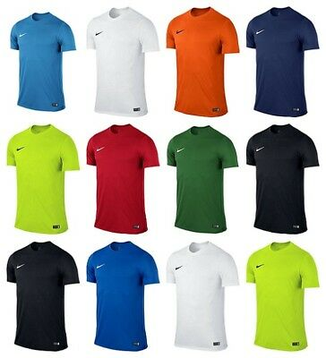 Shirts Nike Running Tee Vi Shirt Park Gym T Mens Football Tops wwn0qrx