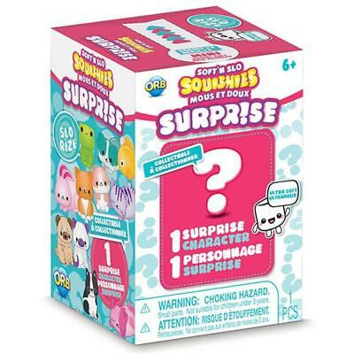 Soft N Slo Squishies Surprise Pack