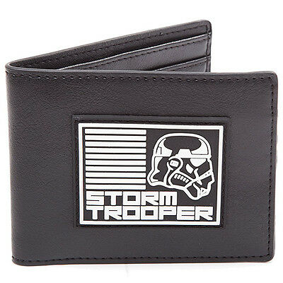 NEW OFFICIAL Star Wars Stormtrooper Classic Retro Boys Mens Wallet