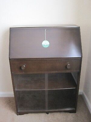 Vintage Jentique traditional antique style oak bureau - EXCELLENT CONDITION