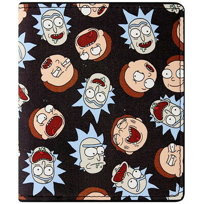 NEW OFFICIAL Rick and Morty Boys Mens Wallet