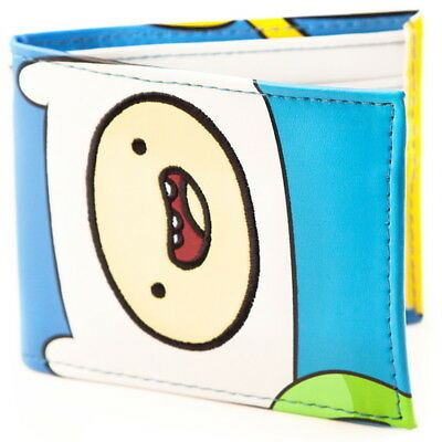 NEW OFFICIAL Adventure Time Finn and Jake Boys Mens Wallet