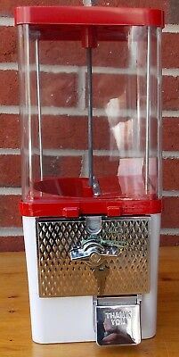 Komet Bulk Candy / Gumball Vending Machine --New-