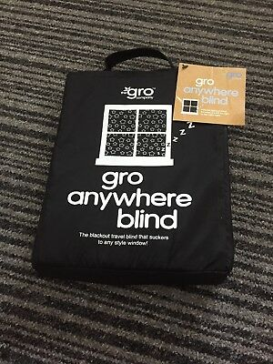 the gro company anywhere blackout blind