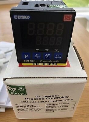 RS Pro/Emko ESM-4435 PID Process Control Unit