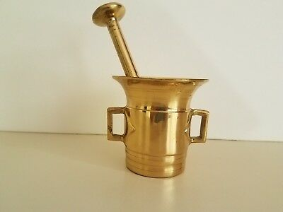 Mortar and Pestle Brass
