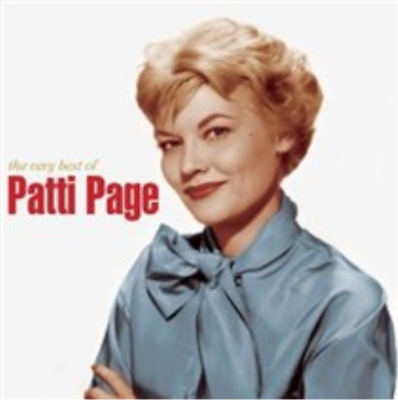 Patti Page-The Very Best of Patti Page  (US IMPORT)  CD NEW