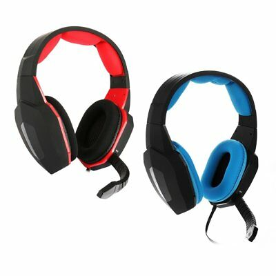 High Sensitivity Stereo Bass Gaming Headphone Detachable Wired Gamer Headset WF