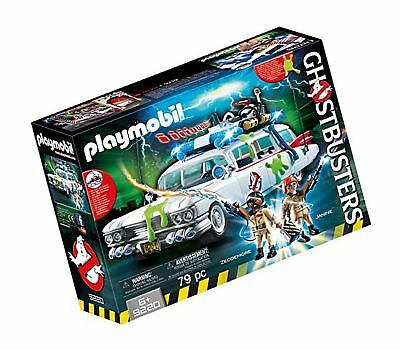 ❤ Playmobil Ghostbusters Ecto-1 Toy Playmobil New ❤