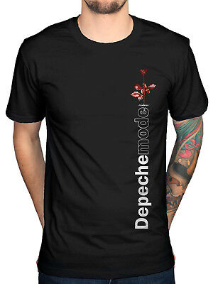 Official Depeche Mode Violator Side Rose T-Shirt Policy Of Truth Strangelove