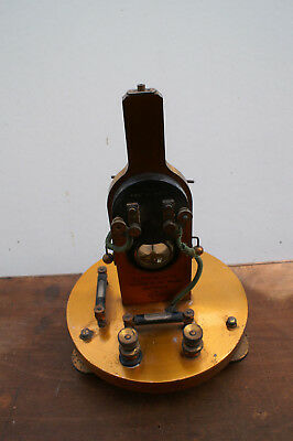 old galvanometer by the cambridge & paul instrument company england