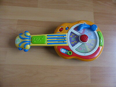Guitare Leap Frog Baby Français- Anglais Learn &Groove