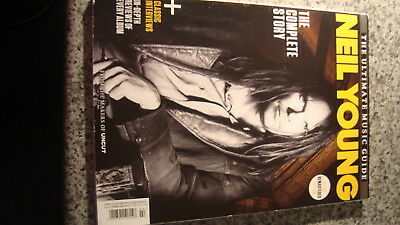 Ultimate Music Guide Neil Young Read A Few Times In Excellent Condition As New