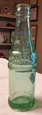 Tracy City, Tennessee Coca-Cola soda water bottle 6 Fluid Onces, 6 Stars On Neck