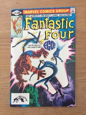 Fantastic Four  #235  -  Marvel Comic  - Volume 1  - 1981 - Us Original