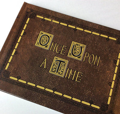 Henry's Book Once Upon A Time Storybook! Featuring Stories and Pictures 87 Pages