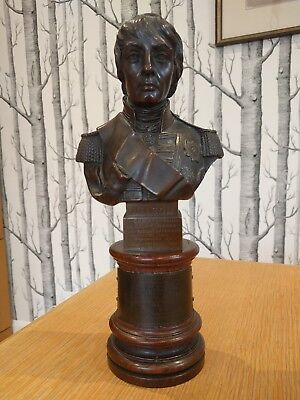 Lord Admiral Nelson : Bronze Statue