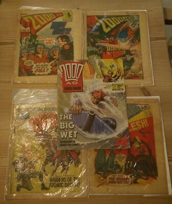2000 ad comics job lot 99P NO RESERVE