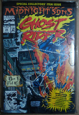 Ghost Rider #28 (Sealed In Original Polybag) Nm/m