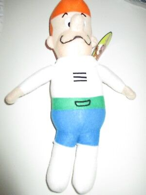 GEORGE JETSON TV CARTOON CHARACTER~PLUSH DOLL with ORIGINAL TAG