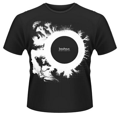 Bauhaus 'The Sky's Gone Out' T-Shirt - NEW & OFFICIAL