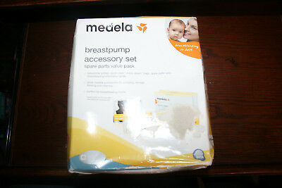 SEALED Medela Breastpump Accessory Set Spare Parts Value Pack 24mm Breastshields