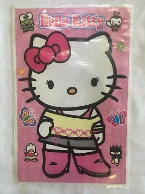 Hello Kitty Birthday Party Bags Favor Goodie Gift Candy Loot Bags 25 pcs 094a3510023c7