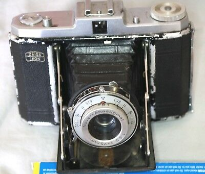 "Zeiss Ikon ""Signal Nettar"" 518/16 or 518/IIb Vintage (1949-53) 6x6cm Film Camera"