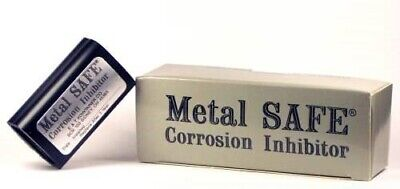 Metal Safe Vapor Corrosion Inhibitor For Coins , Slabs Fishing Tackle Protector