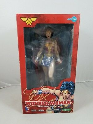 NEW Kotobukiya Wonder Woman Justice League ARTFX Statue DC Comics 1/6 Scale