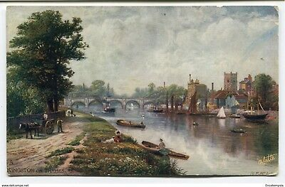 CPA-Carte postale-Royaume Uni - Kingston on Thames - 1907 (CP2204)