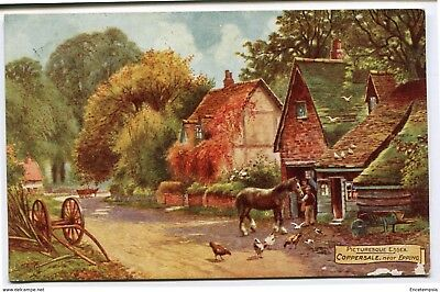CPA-Carte postale-Royaume Uni -  Picturesque Essex - Coppersale- 1907 (CP2217)