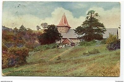 CPA-Carte postale-Royaume Uni - Plymouth - Church - 1907 (CP2221)