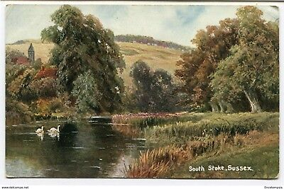 CPA-Carte postale-Royaume Uni - South Storke - Sussex - 1907 (CP2249)