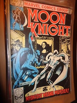 Moon Knight 3 Jan 1981