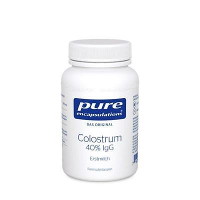 pure encapsulations Colostrum 40 % IgG Kapseln 90St PZN: 7764226
